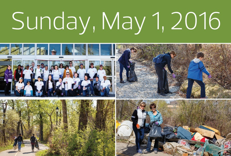 Annual Pathway & River Clean-Up