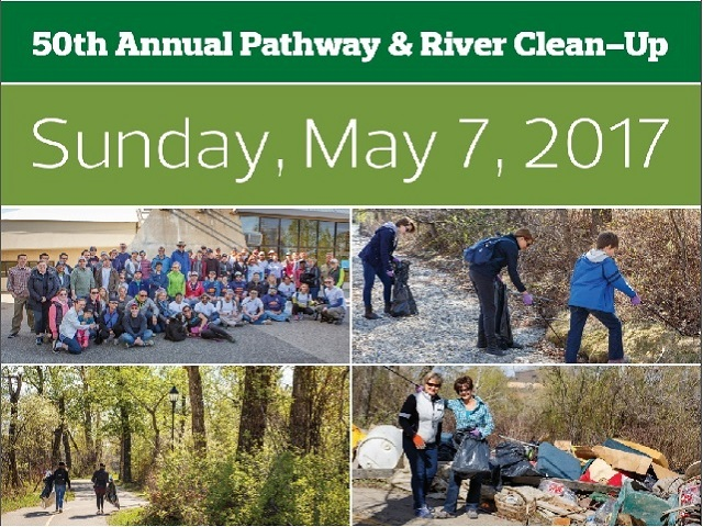 Annual Patway and River Cleanup